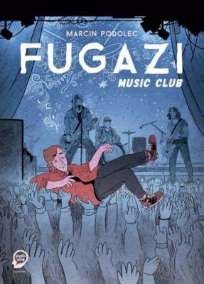 Fugazi Music Club, Marcin Podolec
