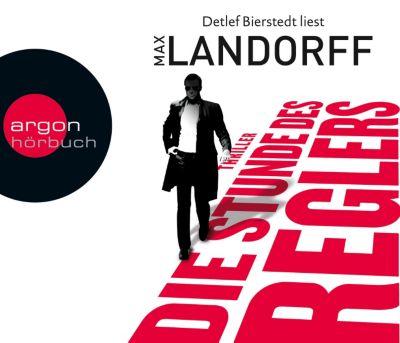 Gabriel Tretjak Band 2: Die Stunde des Reglers (6 Audio-CDs), Max Landorff