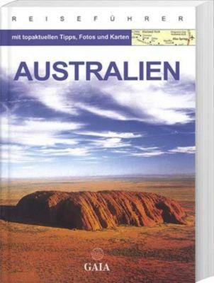 Gaia Reiseführer Australien 2012, Klaus Viedebantt