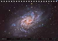 Galaxien des Nordhimmels (Tischkalender 2018 DIN A5 quer) Dieser erfolgreiche Kalender wurde dieses Jahr mit gleichen Bi - Produktdetailbild 1