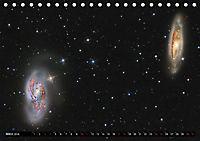 Galaxien des Nordhimmels (Tischkalender 2018 DIN A5 quer) Dieser erfolgreiche Kalender wurde dieses Jahr mit gleichen Bi - Produktdetailbild 3