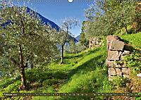 Gandria - Malerisches Fischerdorf am Luganer See (Wandkalender 2019 DIN A2 quer) - Produktdetailbild 2