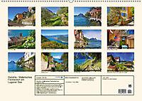 Gandria - Malerisches Fischerdorf am Luganer See (Wandkalender 2019 DIN A2 quer) - Produktdetailbild 13