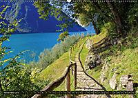 Gandria - Malerisches Fischerdorf am Luganer See (Wandkalender 2019 DIN A2 quer) - Produktdetailbild 11