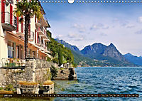 Gandria - Malerisches Fischerdorf am Luganer See (Wandkalender 2019 DIN A3 quer) - Produktdetailbild 7