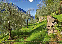 Gandria - Malerisches Fischerdorf am Luganer See (Wandkalender 2019 DIN A4 quer) - Produktdetailbild 2