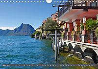 Gandria - Malerisches Fischerdorf am Luganer See (Wandkalender 2019 DIN A4 quer) - Produktdetailbild 3