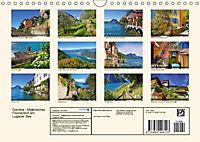Gandria - Malerisches Fischerdorf am Luganer See (Wandkalender 2019 DIN A4 quer) - Produktdetailbild 13