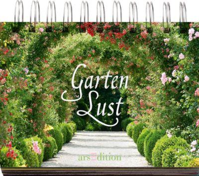 Gartenlust, Aufstellbuch