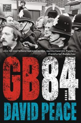 GB84, David Peace