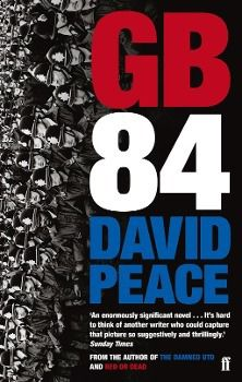 GB84, English edition, David Peace