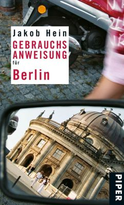Gebrauchsanweisung für Berlin, Jakob Hein