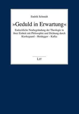 Geduld in Erwartung, Endrik Schmidt