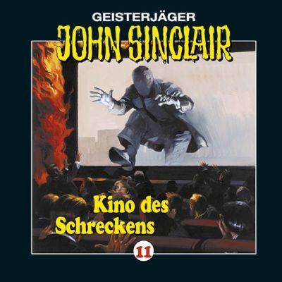 Geisterjäger John Sinclair Band 11: Kino des Schreckens (1 Audio-CD), Jason Dark