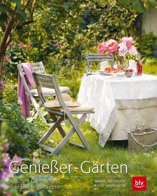 Genießer-Gärten, Sabrina Rothe, Michael Breckwoldt