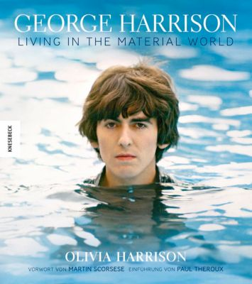 George Harrison - Living in the Material World, Olivia Harrison