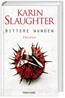 Georgia Band 4: Bittere Wunden, Karin Slaughter