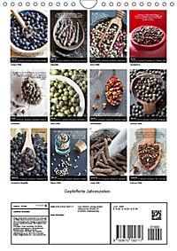 Gepfefferte Jahreszeiten (Wandkalender 2019 DIN A4 hoch) - Produktdetailbild 13