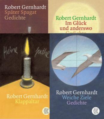 Gernhardt Gedichte, 4 Bde., Robert Gernhardt