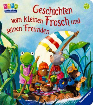 Geschichten vom kleinen Frosch und seinen Freunden, Daniela Prusse