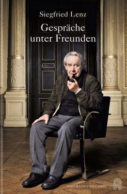 Gespräche unter Freunden, Siegfried Lenz