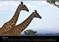 GIRAFFEN - Liebliche Riesen der afrikanischen Savanne (Wandkalender 2018 DIN A2 quer) - Produktdetailbild 6