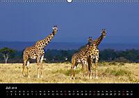 GIRAFFEN - Liebliche Riesen der afrikanischen Savanne (Wandkalender 2018 DIN A2 quer) - Produktdetailbild 7