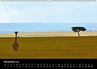 GIRAFFEN - Liebliche Riesen der afrikanischen Savanne (Wandkalender 2018 DIN A2 quer) - Produktdetailbild 11