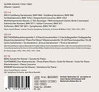 Glenn Gould, 10 CDs - Produktdetailbild 1