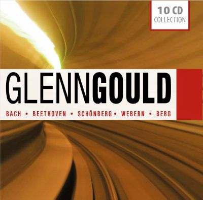 Glenn Gould, 10 CDs, Glenn Gould