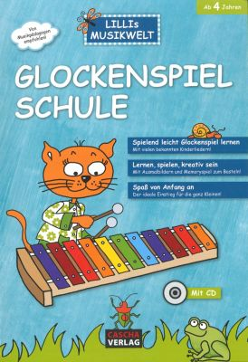 Glockenspiel-Schule, mit CD