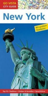 GO VISTA City Guide Reiseführer New York, Hannah Glaser