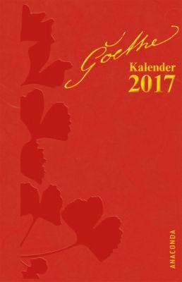 Goethe-Kalender 2017