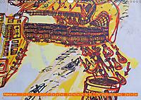 Graffitkunst Dresden (Wandkalender 2018 DIN A3 quer) - Produktdetailbild 2