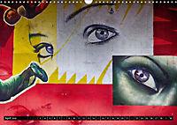 Graffitkunst Dresden (Wandkalender 2018 DIN A3 quer) - Produktdetailbild 4