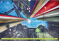 Graffitkunst Dresden (Wandkalender 2018 DIN A3 quer) - Produktdetailbild 7