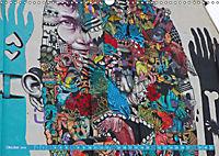 Graffitkunst Dresden (Wandkalender 2018 DIN A3 quer) - Produktdetailbild 10