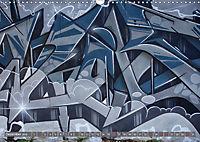 Graffitkunst Dresden (Wandkalender 2018 DIN A3 quer) - Produktdetailbild 12