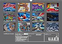 Graffitkunst Dresden (Wandkalender 2018 DIN A3 quer) - Produktdetailbild 13
