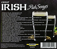 Great Irish Pub Songs - Produktdetailbild 1