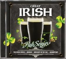 Great Irish Pub Songs, Various