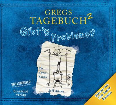 Gregs Tagebuch 2 Gibt's Probleme?, CD, Jeff Kinney
