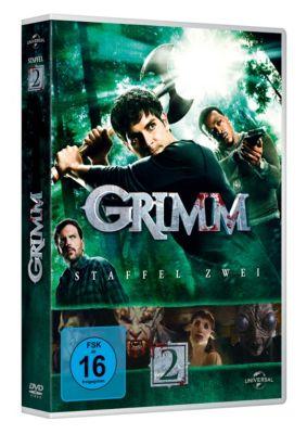 Grimm - Staffel 2, Silas Weir Mitchell,Bitsie Tulloch David Giuntoli