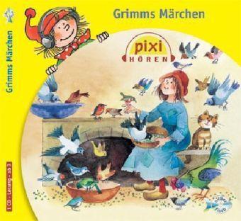 Grimms Märchen, Audio-CD, Jacob Grimm, Wilhelm Grimm