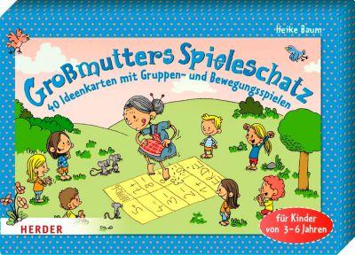Grossmutters Spieleschatz, Heike Baum