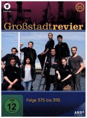 Großstadtrevier - Box 25, Folge 375 bis 390, Jan Fedder