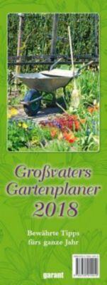 Großvaters Gartenplaner 2018