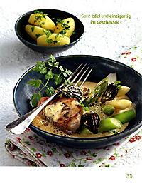 Grüner & weisser Spargel, mit Spargelschäler - Produktdetailbild 4