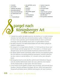 Grüner & weißer Spargel, mit Spargelschäler - Produktdetailbild 5