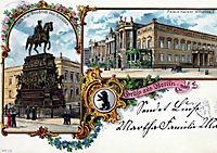 Grüße aus dem alten Berlin (Tischaufsteller DIN A5 quer) - Produktdetailbild 4